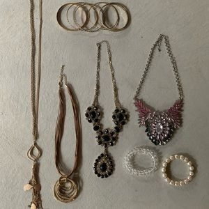 Variety of Accessories
